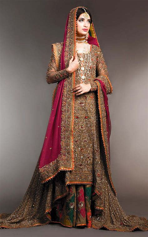 design dress pakistani best popular top 10 pakistani bridal dress designers
