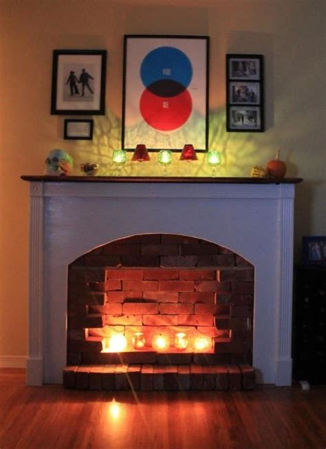 pin by elizabeth kehew prybylo on my fake fireplace