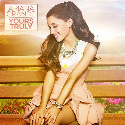 Grande Yours Truly Cd grande yours truly so excited for grande s flickr
