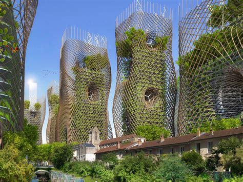 Eco Friendly Architecture Concept Ideas Agriculture Urbaine L Avenir De L Agriculture Verticale En 5 Questions Geo Fr