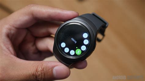 samsung galaxy gear smartwatch weather update android gear s2 update brings unread notifications on watch face