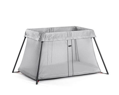 Organic Travel Crib by Non Toxic Travel Portable Crib And Play Yards