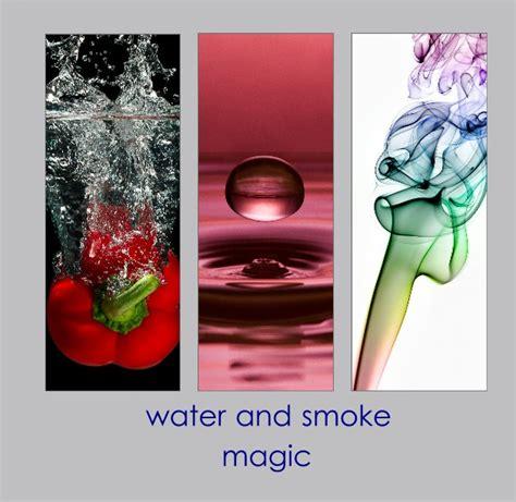 in smoke and ruins burned by magic books water and smoke magic bob books