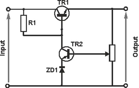 transistor voltage regulator voltage reg with pass transistor 28 images thesamba view topic what is this thing in my
