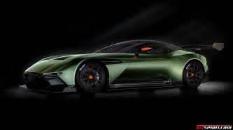 Who Make Aston Martin Customer Demand Could Make Road Going Aston Martin Vulcan