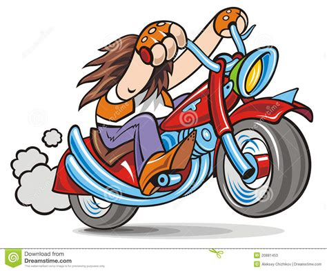 biker clipart clipground