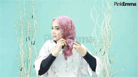 tutorial kerudung pashmina zaskia sungkar tutorial hijab zaskia sungkar membentuk pita stylish youtube