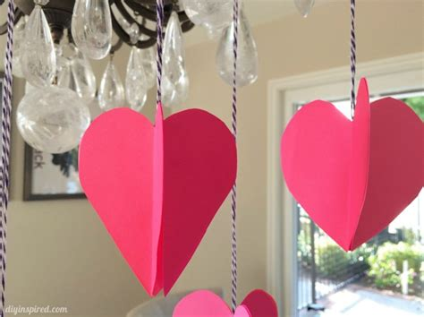 paper craft hearts 30 minute crafts