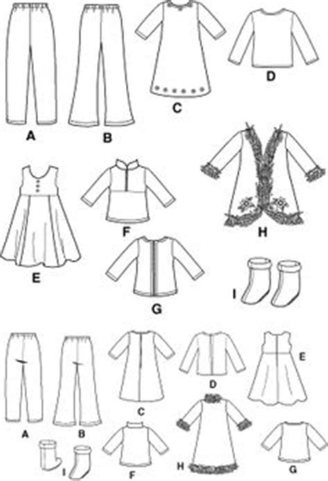 pattern rule for 8 12 24 1000 images about american girl for elizabeth free