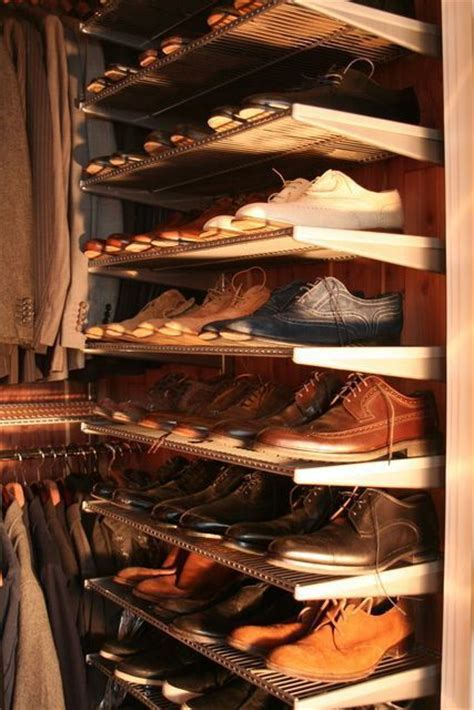 organize  mens closet awesome closet
