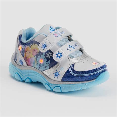 elsa frozen shoes for new disney frozen elsa shoes sneakers light up size
