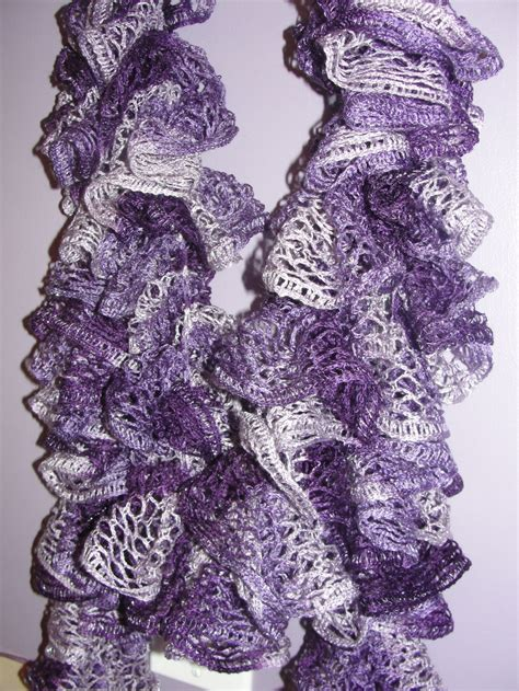 how to knit sashay scarf 17 best images about sashay yarn on crochet