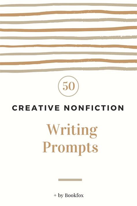 creative writing topics and short story ideas html autos 50 creative nonfiction prompts guaranteed to inspire bookfox