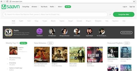 weekly top songs saavn hindi songs free download old 15 best websites to download bollywood songs and music