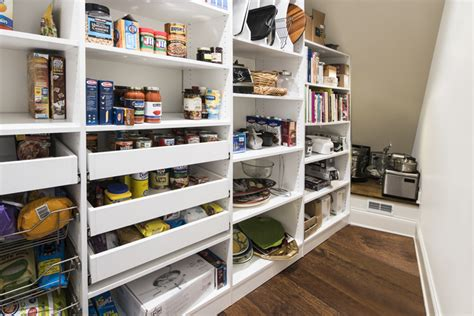 The Neighborhood Closet by Pantry Shelving Systems Town Chicago 60610