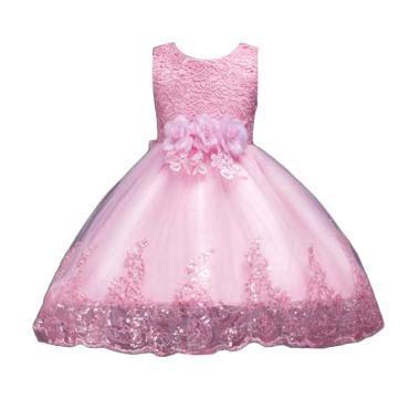 Brukat Kombinasi Dress Anak Pakaian Anak Perempuan jual pakaian baju anak perempuan branded harga bersaing blibli