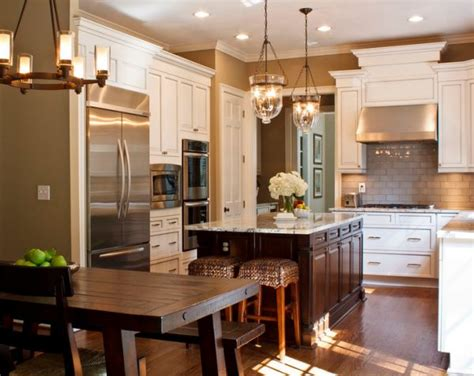 traditional kitchen designs a look at traditional contemporary kitchens