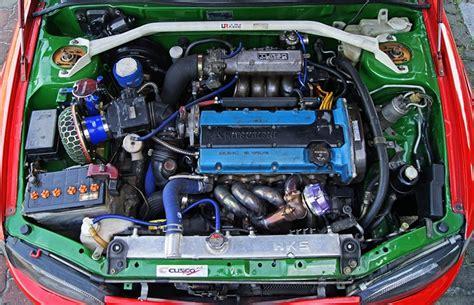 Minyak Enjin Toyota proton satria gti gsr stail jdm mekanika