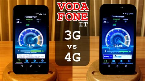 speed test italy 3g vs 4g vodafone speed test in italy ping upload