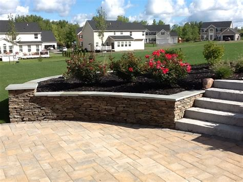 Garden Center Victor Ny Add A Splash Of Color In A Raised Planting Bed Created By