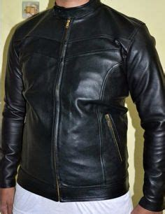 jaket rider hitam a rear view padded columbia jacker matched up with