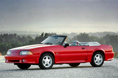 1990 93 ford mustang consumer guide auto