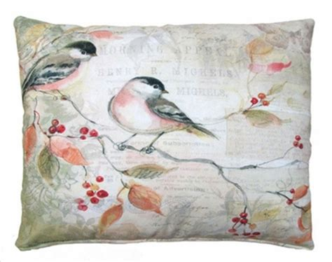 Outdoor Pillows Only by Chickadees Outdoor Pillow Only 44 95 At Garden
