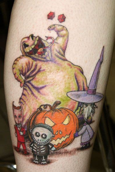 pin tattoo nightmares erika got inked by a guy on drugs nightmare before christmas by mulysa on deviantart ink