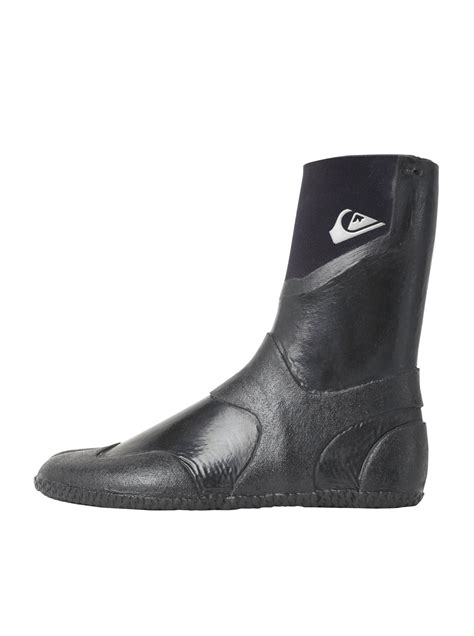 neo boots neo goo 5mm surf boots aqyww03010 quiksilver