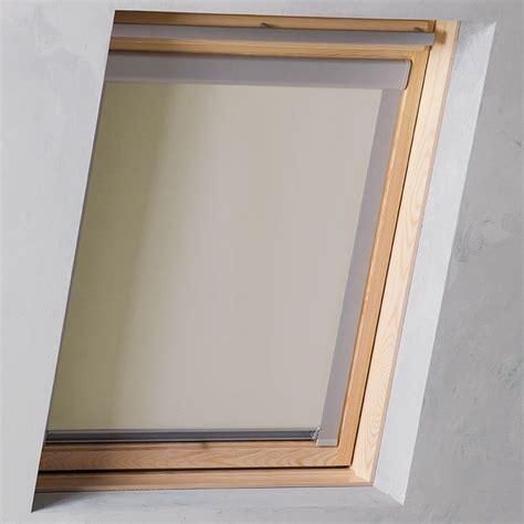 rollo verdunkelung dachfenster rollo f 252 r velux ghu verdunkelungsrollo