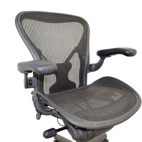 herman miller aeron posturefit desk chair 71 off herman miller herman miller aeron task chair