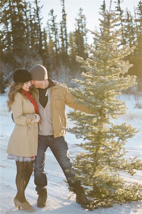 what to get art loving couple for xmas winter engagement pictures photos and images for and