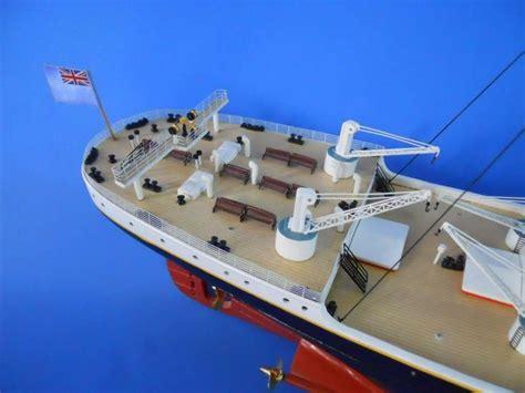 titanic model boat for sale buy ready to run remote control rms titanic 72 inch
