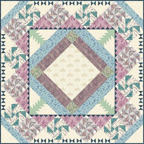 Downton Quilt Patterns by Downton Quilt Pattern Ndd 140 Intermediate Advanced
