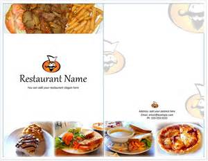 Restaurant Menu Templates Word by Food Restaurant Menu Template Format Template