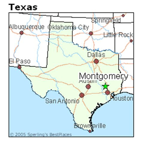 map montgomery texas best places to live in montgomery texas