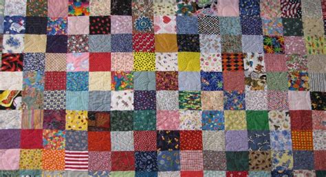 How To Sew A Patchwork Quilt - how to make a patchwork quilt by whitfield sewing