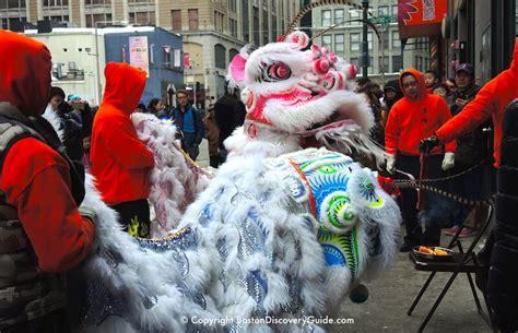 new year lions boston new year parade 2018 boston s chinatown