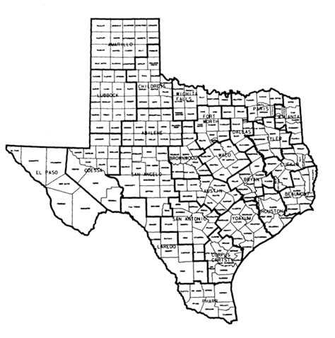 texas department of transportation maps list of contacts for texas department of transportation