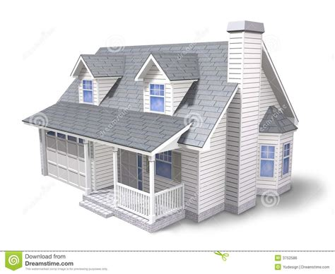 house build traditional house royalty free stock image image 3752586