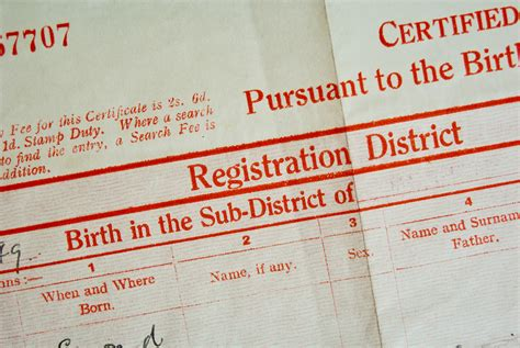 Record Of Birth Abroad Canadian Certificate Of Birth Abroad