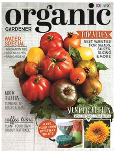 November December 2017 Organic Gardener Magazine Australia