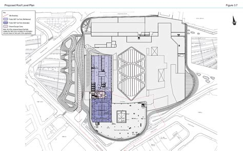 bullring floor plan requests lewis station stop