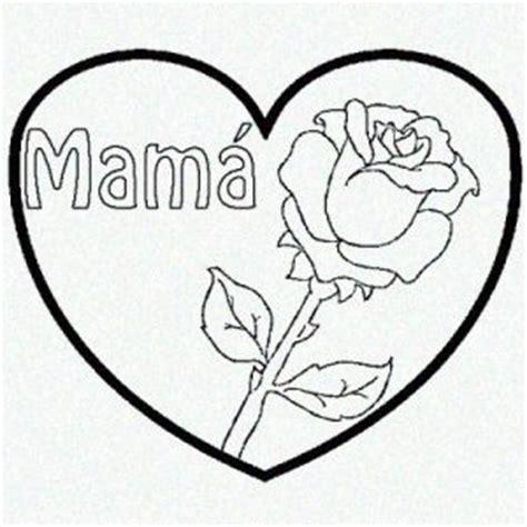 dibujos dia de la madre para colorear tarjetas para el dia de la madre para colorear e imprimir