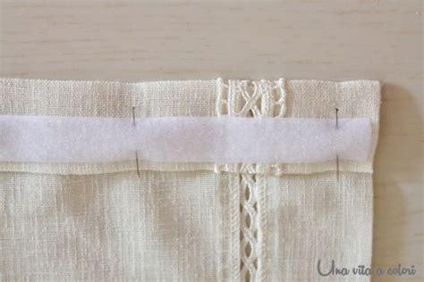 passo di tenda un tutorial passo passo di come cucire le tende a