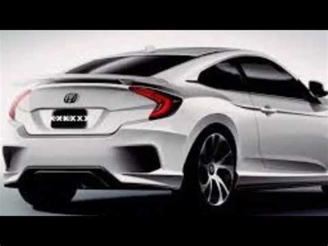 Honda Civic 2020 Model by New Honda Civic 2020 Model Leaks