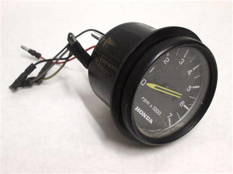 boat rpm gauge hp 0243 001 honda rpm gauge 0 7 x1000 boat tachometer