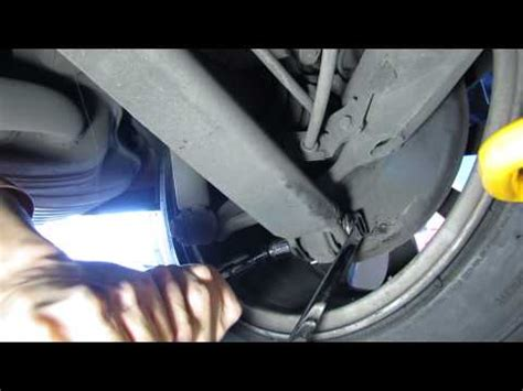 bmw x5 rear wheel alignment how to adjust the camber and alignment of a bmw e46