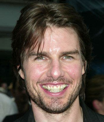 Tom Cruise And Are Normal Absolutely Normal by Tom Cruise With Braces Faces