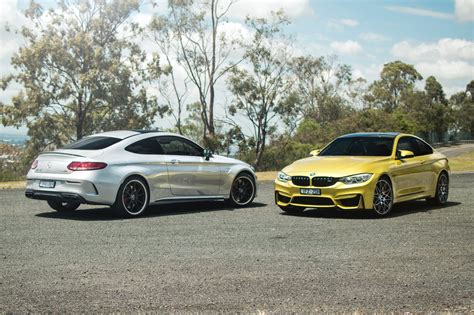 Bmw M Vs Mercedes Amg by Bmw M4 Competition V Mercedes Amg C63 S Coupe Road